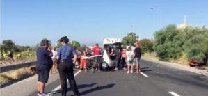 Anziana coppia torna in Calabria per le vacanze: travolta sulla S.S.106