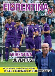 """Calcio – Il calabrese Angelo Laganà direttore di """"Fiorentina Mia"""""""