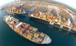 Sequestrate oltre 53mila stecche di sigarette nel porto di Gioia Tauro