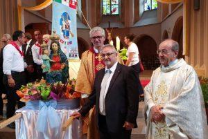 Chiaravalle, Svizzera e Liechtenstein uniti dalla fede nella Madonna della Pietra