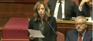 """Senato, Silvia Vono lascia il Movimento 5 stelle: """"Seguo Matteo Renzi"""""""