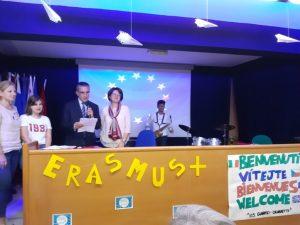 Concluso il progetto Erasmus all'IIS Guarasci-Calabretta di Soverato, accolti francesi e cechi