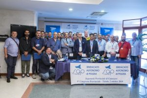 IX Congresso Provinciale del S.A.P. Sindacato Autonomo di Polizia di Catanzaro