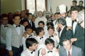 1984, San Giovanni Paolo II a Catanzaro – Alberghiero di Soverato organizzò il ricevimento