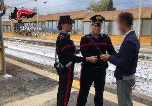 Rintracciato dai carabinieri in Calabria giovane scomparso dalla provincia di Catania