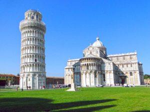 I cambiamenti climatici potrebbero avere un impatto negativo sulla Torre pendente di Pisa