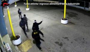 Furti e rapine in abitazioni e negozi in tutta la Calabria, 19 arresti