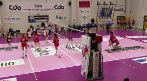 Espugnata Talmassons, tre punti meritati per il Volley Soverato