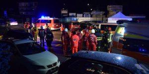 Auto contro un gruppo di giovani turisti tedeschi: sei morti e undici feriti