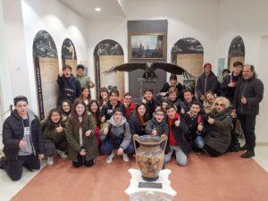 Ulisse sul fiume Corace: studenti ed esperti a confronto all'ex Stac di Catanzaro