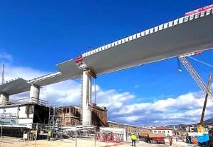 Nuovo Ponte a Genova, bloccata azienda vicina alla 'Ndrangheta