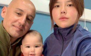 """""""Sognavo un ristorante italiano in Cina, ora è tutto perso"""". Lo chef di Borgia in quarantena col figlio di 8 mesi"""
