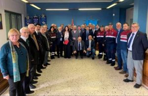 ANCRI e Comune di Trebisacce promuovono i valori della bandiera italiana