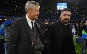 Champions League: Napoli, c'è ancora speranza