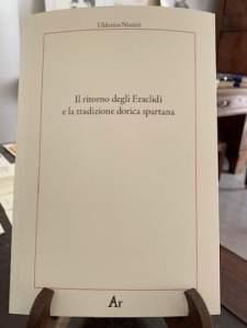 Libri – Seconda edizione di un antico lavoro di Ulderico Nisticò