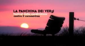 """Nasce """"La Panchina dei Versi"""", il Festival della cultura contro il Coronavirus"""