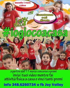 Lo sport a casa catturato con lo smartphone: via al contest video #iogiocoacasa