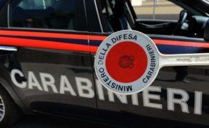 Sotto il sedile dell'auto 200 grammi di marijuana, due giovani arrestati