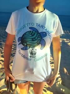 Tartaruga marina nidifica (118 uova!) sulla spiaggia di Soverato