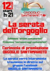 Catanzaro – Serata dell'orgoglio Santamarioto