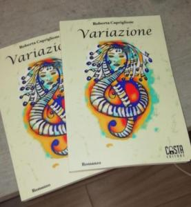 """A Sant'Andrea Jonio la presentazione del romanzo """"Variazione"""" di Roberta Capriglione"""
