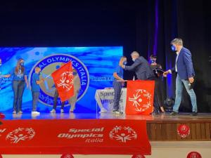 Premiati al Teatro Comunale di Catanzaro gli atleti calabresi Special Olympics