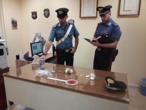 Guardavalle – Nascondeva marijuana in casa, 31enne arrestato