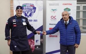 Ottima prova a Torino per Emanuele Scalise di Scandale al campionato italiano giovani macellai