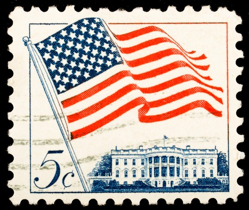 5c Stamp