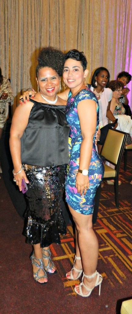 Photo with Mimi