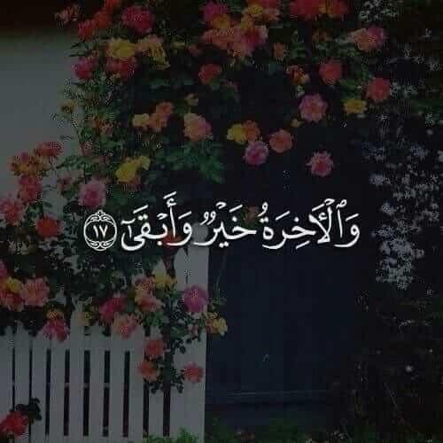صور للأنستقرام اسلامية مكتوب فيها آيات من القرآن