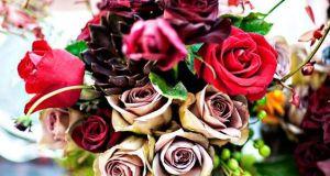 صور باقات ورد طبيعي جميلة