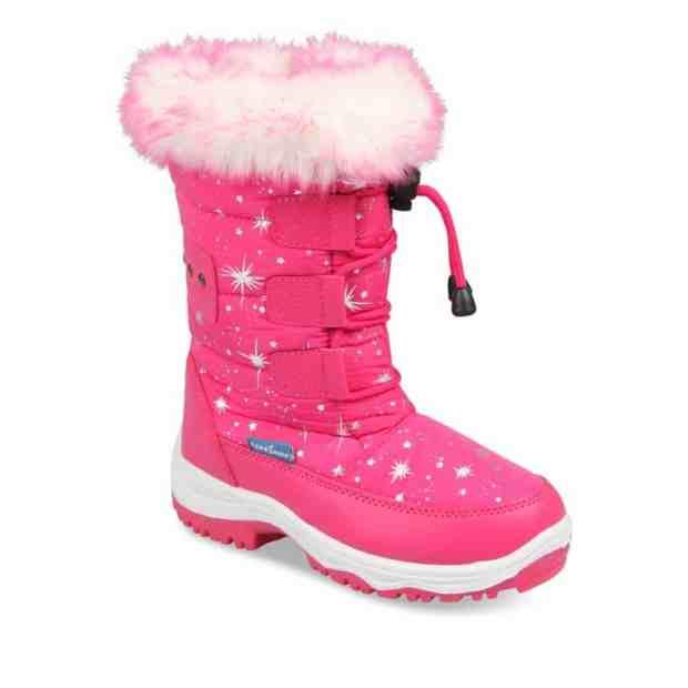 صور أحذية أطفال لفصل الشتاء تجنن