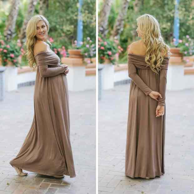 صور أفضل ملابس وأزياء الحوامل للصيف رائعة