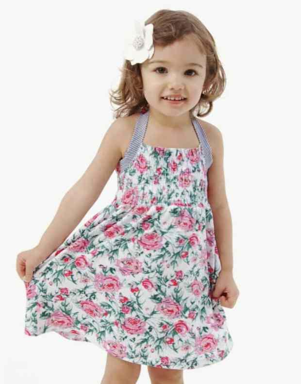 صور ملابس عيد الفطر للاطفال جديدة