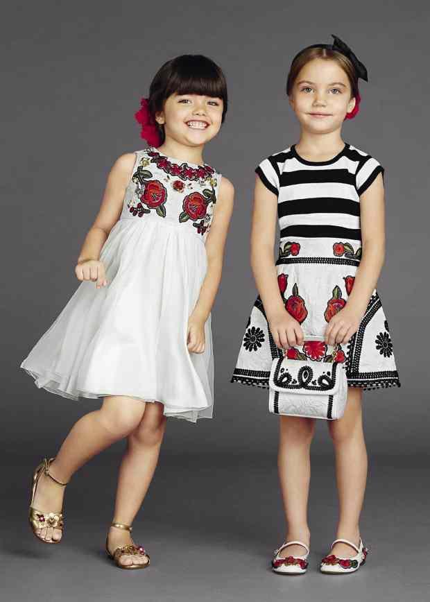 صور ملابس عيد الفطر للاطفال متنوعة