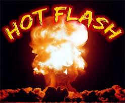 blog hot flash
