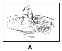 Prominent nipple