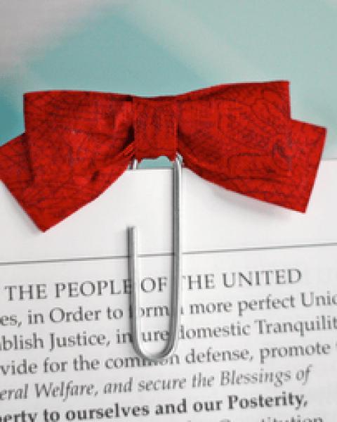 Monday Mini Project-Paper Clip Craft