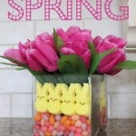 DIY Mini Project: Spring Centerpiece