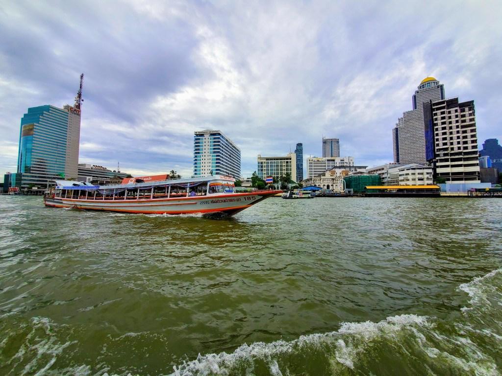 bangkok ferry boat