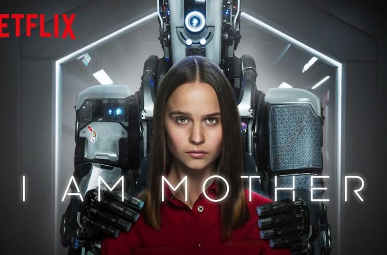 I Am Mother Banner
