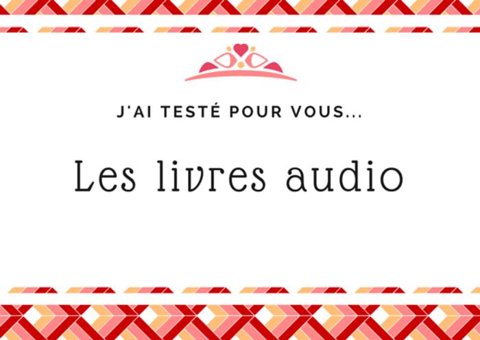 les livres audio