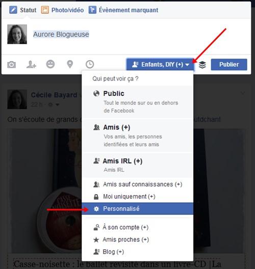 Facebook tag identification