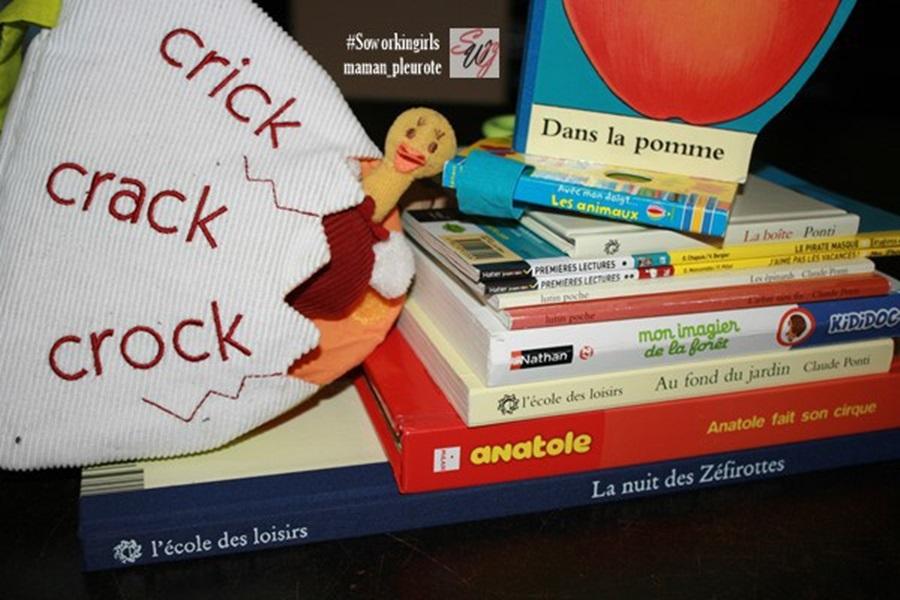 Sélection de livres pour enfant : à chaque âge ses histoires