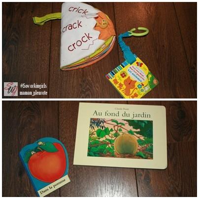 livres pour enfant : à un an