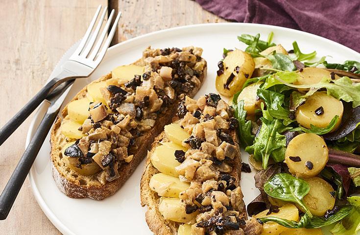 Les plats d'Illico Fresco,le concept des paniers repas livrés à domicile