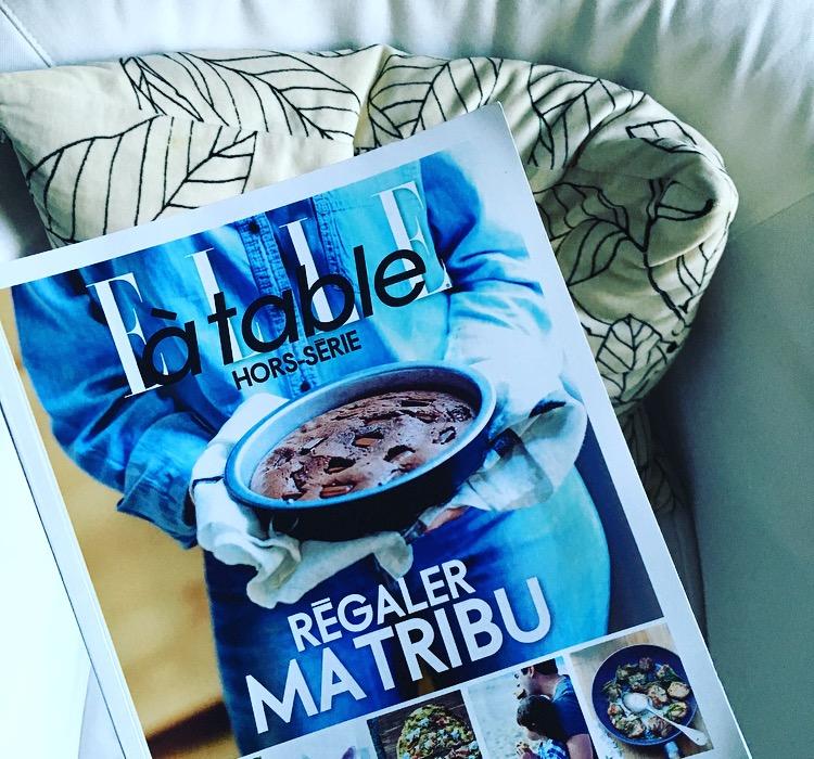 Nos Recettes Preferees Du Dernier Hors Serie De Elle A Table X Nestle