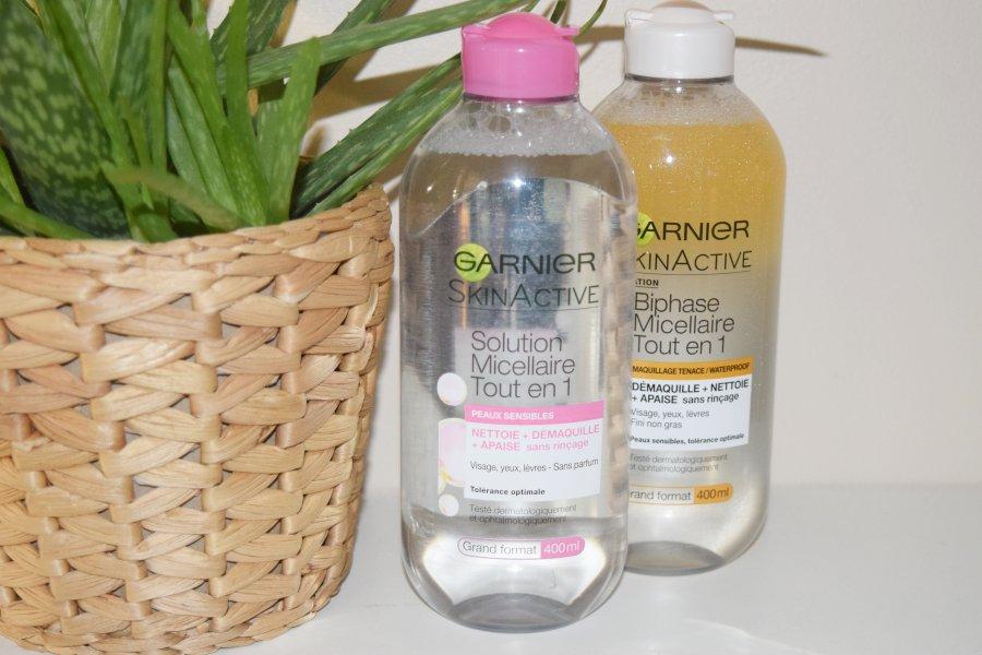 Les solutions micellaires de Garnier
