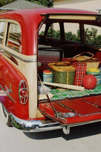 nostalgic picnic